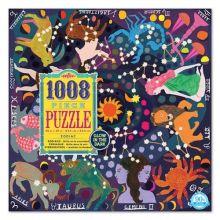 Puslespil med 1.008 brikker - Stjernetegn