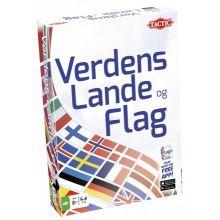 Quizspil - Verdens lande og flag