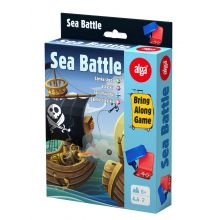 Rejsespil - Sænke slagskibe