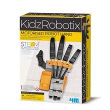 Robothånd - spiller med fingrene