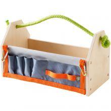 Saml selv værktøjskasse, inkl. bælte, Terra Kids