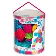 Samleklodser - Bristle Blocks, 50 stk