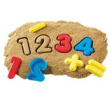 Sandforme - Cifre og tegn, 26 dele