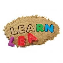 Sandforme - Store bogstaver, 26 dele