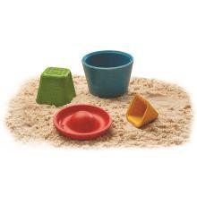 Sandlegetøj i bæredygtigt træ