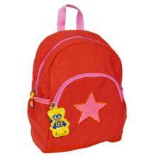 Selvlysende rygsæk - Rød