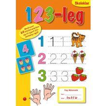 Skoleklar: 123-leg