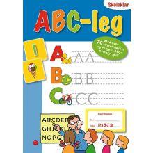 Skoleklar: ABC-leg