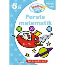 Skoleklar lektiehjælper: Første matematik