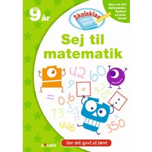Skoleklar lektiehjælper: Sej til matematik