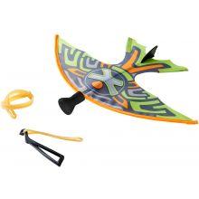 Svævefly med elastikker - Terra Kids