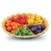 Sorteringsspil - Frugttærte