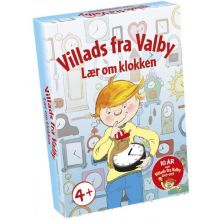Spil - Villads fra Valby lærer klokken