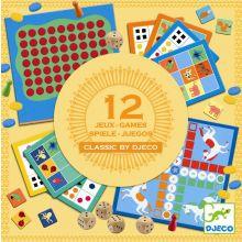 Spillemagasin (fra 4-6 år) - Inkl. 12 spil