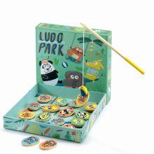 Spillemagasin LudoPark (fra 2 år) - Inkl. 4 spil