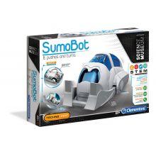 SumoBot - Robotten, der aldrig falder ned