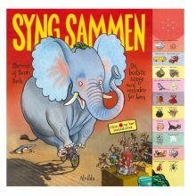 Syng sammen - De bedste sange - En sangbog med lyd