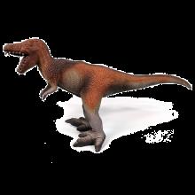 Dinosaur - T-Rex i naturgummi