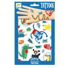 Tatoveringer - Vilde dyr