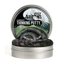 Thinking Putty 10 cm - Dragon Scales GlowBright