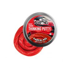 Thinking Putty 5 cm - Radical Red Chrome