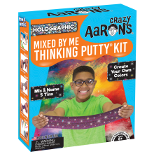 Thinking Putty - Mixed By Me Kit: Holographic