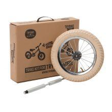 Tilbehør Trybike - Ekstra hjul, Lys beige