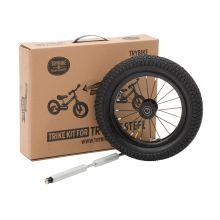 Tilbehør Trybike - Ekstra hjul, Sort