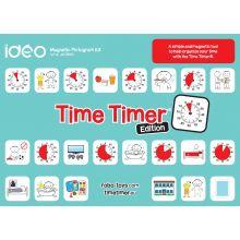 Time Timer - Magnetiske piktogrammer, Startsæt