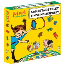 Tingfinderspillet - Pippi Langstrømpe