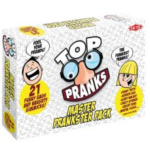 Top Pranks - Spøg og skæmt-kasse