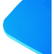 Træningsmåtte - blå, 140 cm