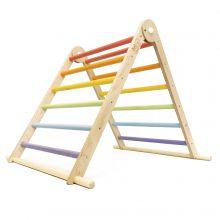 Triclimb klatretrekant - Pastel