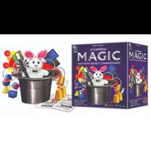 Tryllesæt - Magisk hat med 125 tricks
