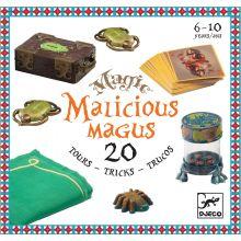 Tryllesæt - Malicious med 20 tricks