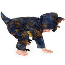Udklædning - Babyheldragt, Triceratops