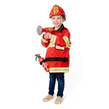 Udklædning - Brandmand