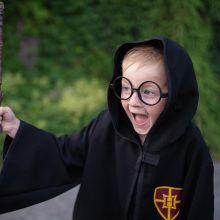 Udklædning - Harry Potter (Str. 5-6 år)