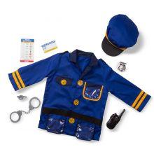 Udklædning - Politibetjent