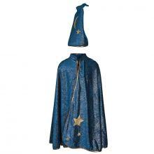 Udklædning - Stjernekappe med hat