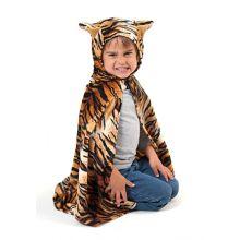Udklædning - Tiger (kappe)
