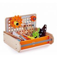 Værktøjs-kasse med science eksperimenter