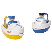 Vandbane Waterplay tilbehør - Redningsbåde, 2 stk.