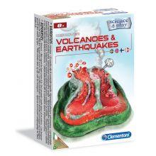 Vulkaner & Jordskælv