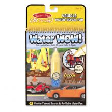 Water Wow, Mal med vand - Transport