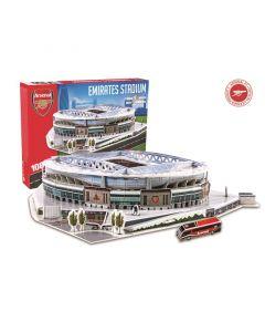 Puslespil 3D - Arsenal Stadion