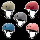 Cykelhjelm - CoConuts Medium 53-58 cm. - Ensfarvet