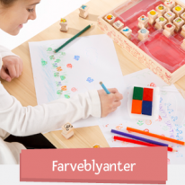 Farveblyanter