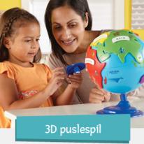 3D puslespil