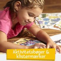 Aktivitetsbøger & Klistermærker
